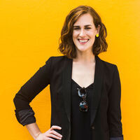 """Storytelling and Startups: An entrepreneur's journey to tackle the $5 trillion global credit gap,"" with Nicole Van Der Tuin '07"