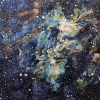 Parsing the Universe:  Paintings by Jane Goldman