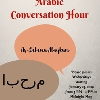 Arabic Conversation Hour