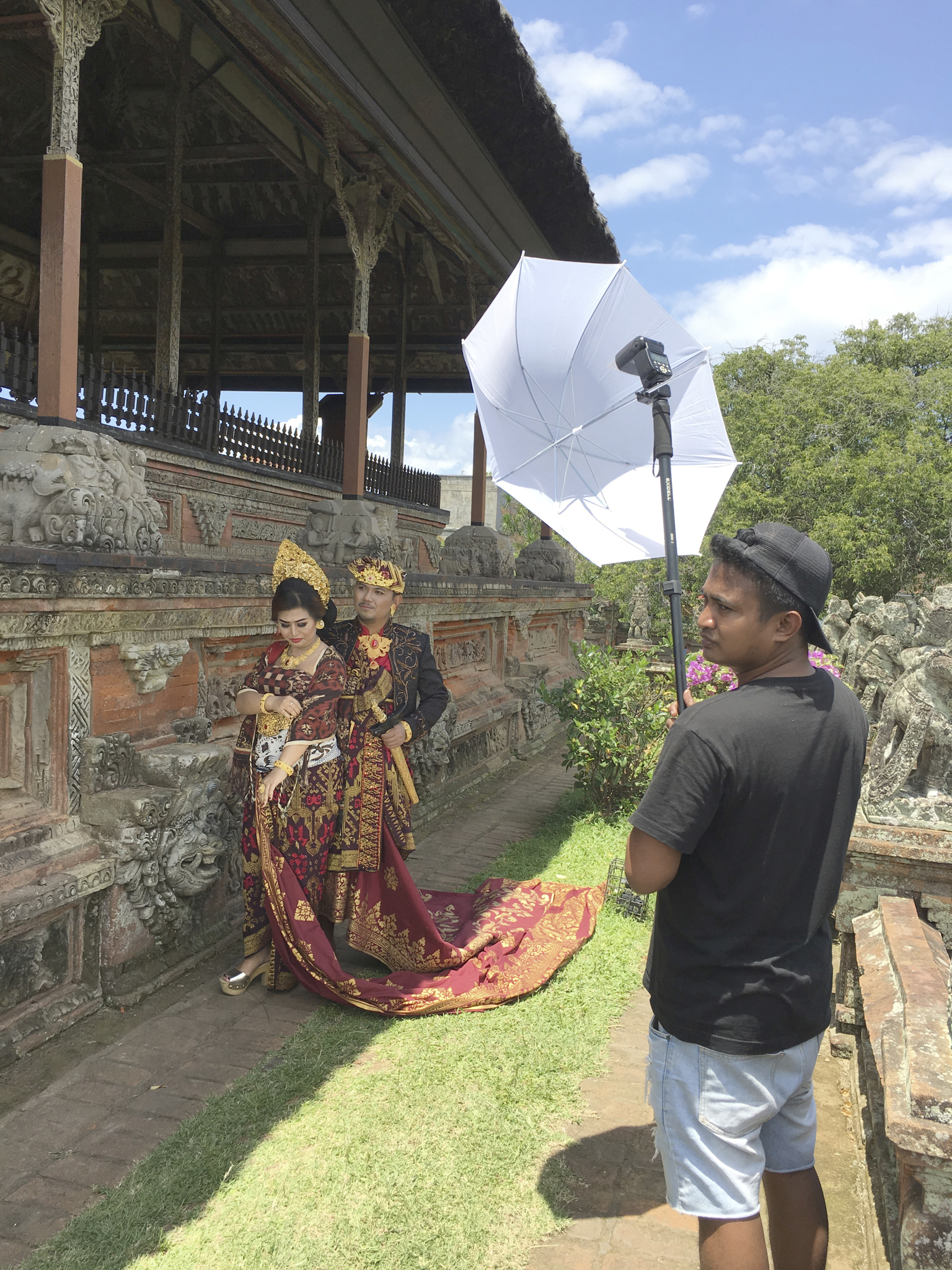 Contemporary Uses of Images in Bali, Indonesia