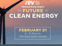 Networking@Rev: The Future of Clean Energy