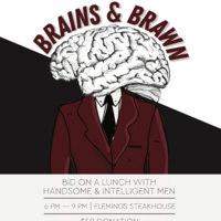 Brains & Brawn hosted by Sharp Dressed Man