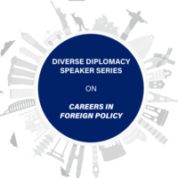 Diverse Diplomacy Speaker Series --- A Talk with Arsalan Suleman