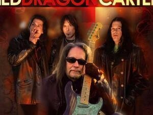 Jake E Lee's Red Dragon Cartel