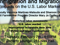 Immigration and Migration: Impacts on the US Labor Market