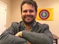 Lecture on Cherokee Language Revitalization by Ben Frey