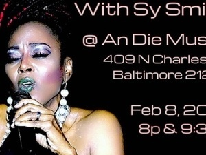 Vocalist Sy Smith Returns to An die Musik Live
