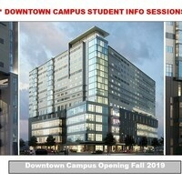 Downtown Campus Info Session