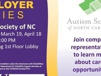 Pirate Employer Series - Autism Society of NC