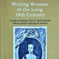 Writing Women of the 18th Century Book Launch & Reception