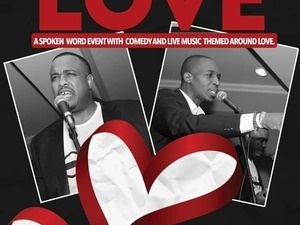 For The Love: Spoken Word and Comedy