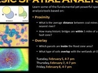 Basic Spatial Analysis--2nd session