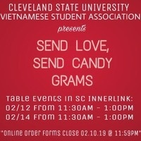 Send Love, Send Candy Grams