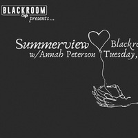 Blackroom Cafe presents Summerview with Annah Peterson