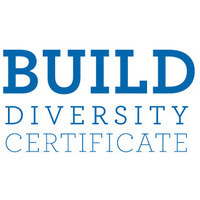 BUILD Diversity Certificate: Information Session