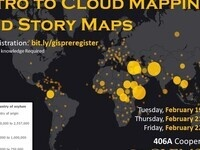Intro to Cloud Mapping and Story Maps with ArcGIS Online--2nd session
