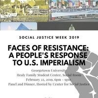 Faces of Resistance: A People's Response to U.S. Imperialism