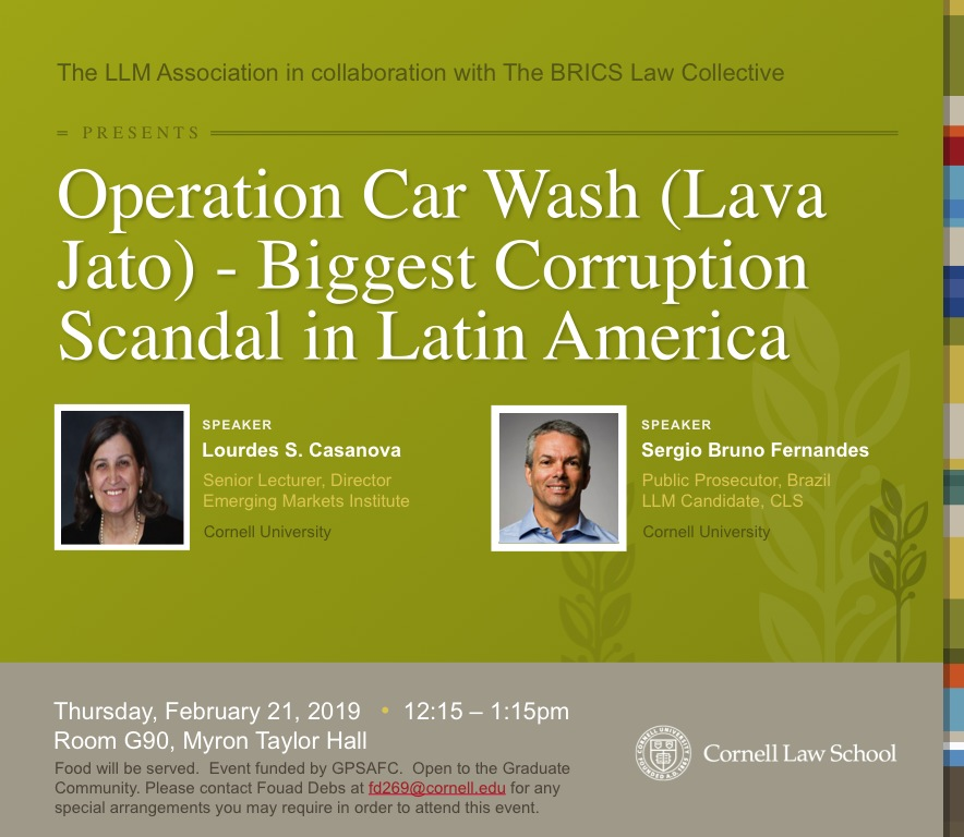 Operation Car Wash - Biggest Corruption Scandal in Latin America