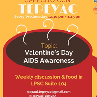 Cafecito con Tepeyac: AIDS in the Latinx Community