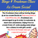 Class of 2022 Ice Cream Social & Bingo