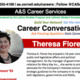 Career Conversation with Theresa Flores