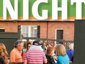 Discovery Garden Neighbor's Night Out