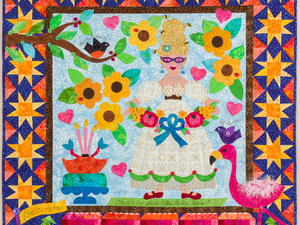 """""""Hometown Girl: Contemporary Quilts of Mimi Dietrich"""" Exhibition Opening"""