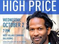 Diversity Speaker Series: High Price, featuring Dr. Carl Hart