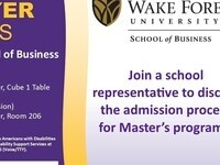 Pirate Employer Series - Wake Forest School of Business