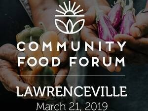 Lawrenceville: Community Food Forum