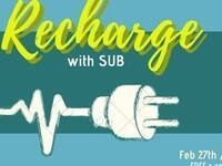 Recharge with SUB