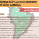Democracy and Dictatorship in Latin America: past and present