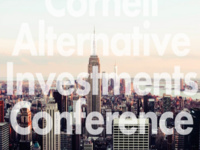 Cornell Alternative Investments Conference