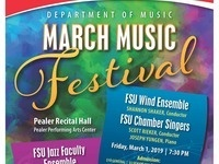FSU Faculty Jazz Ensemble Recital