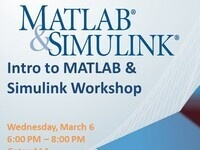 Intro to MATLAB and Simulink Workshop