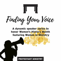 Finding Your Voice: Rev. Khristi Adams
