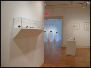 Gray Gallery Reception: School of Art & Design Faculty Exhibition: A Tradition of Excellence