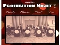 Prohibition Night with the Cornell Syncopators