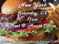 Hunt for the Best Burger in NY