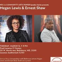 Lecture: Megan Lewis and Ernest Shaw