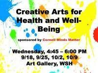Creative Arts for Well-Being
