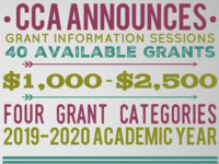 CCA Grant Information Session