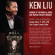 Science Fiction and Fantasy Author Ken Liu