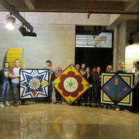 UMM Barn Quilts Unveiling & Celebration