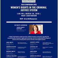 Women's Rights in the Criminal Justice System