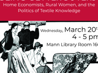 Being Better Buyers: Home Economists, Rural Women, & the Politics of Textile Knowledge