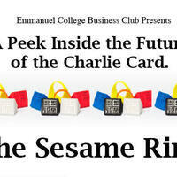 A Peek inside the Future of the Charlie Card: The Sesame Ring