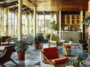 Flora: A Botanical Workshop and Cocktail Series in Hotel Revival's Garden Room