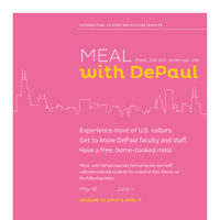 MEAL with DePaul
