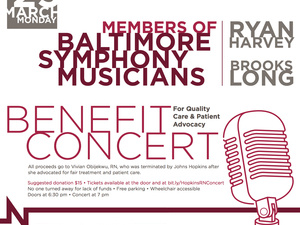 Benefit Concert: This is What Solidarity Sounds Like!